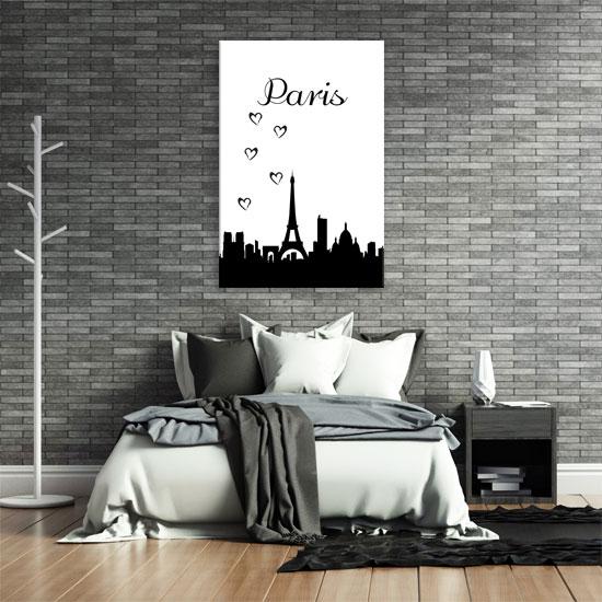 ozdoby Paris