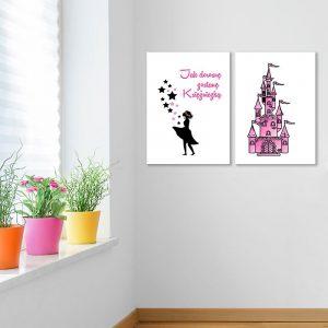 dekoracje z maksymami