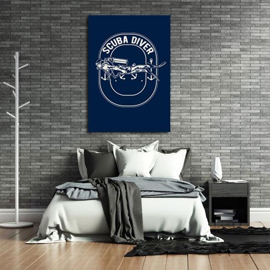 grafiki na ściany