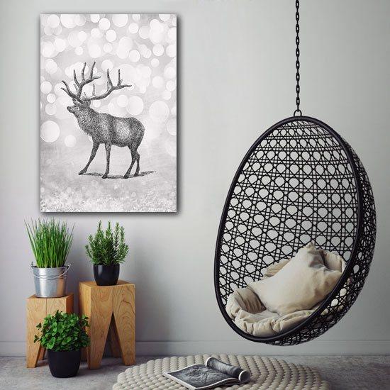 dekoracje z grafikami