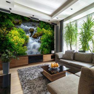 ozdoba ścian z krajobrazem