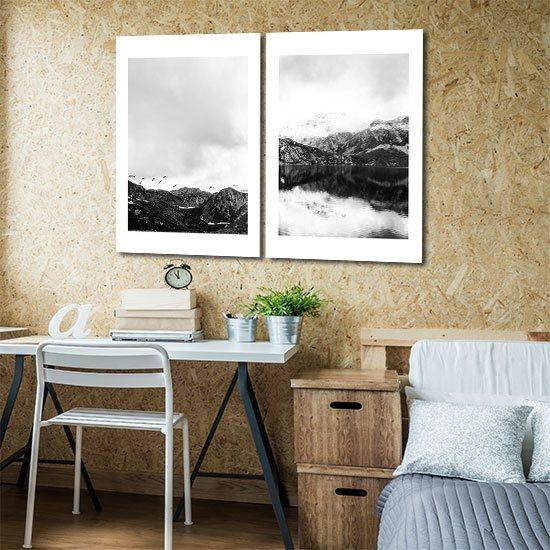 obraz do salonu z pięknym krajobrazem