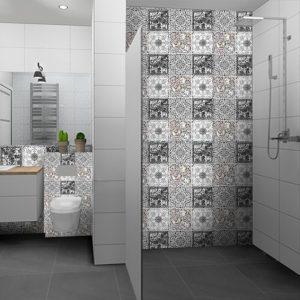 ozdobny do łazienki