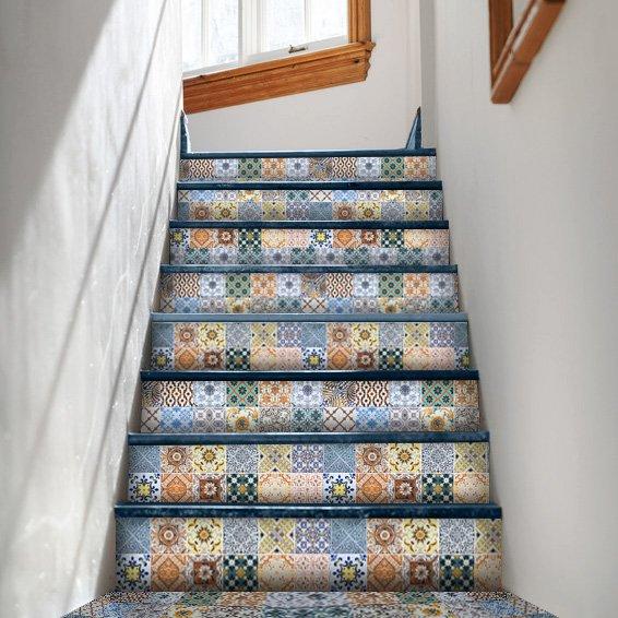 ozdoby na schody