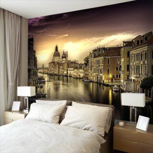 fototapeta z widokiem na Wenecję