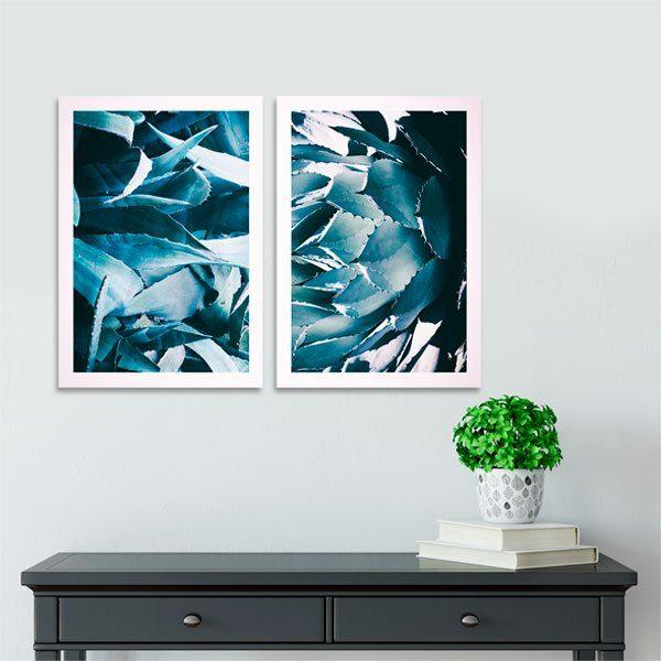 plakaty z roślinami