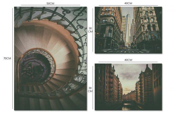 `plakaty z architekturą