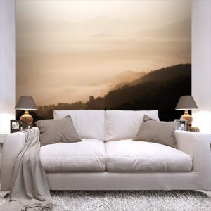 tapeta z krajobrazem
