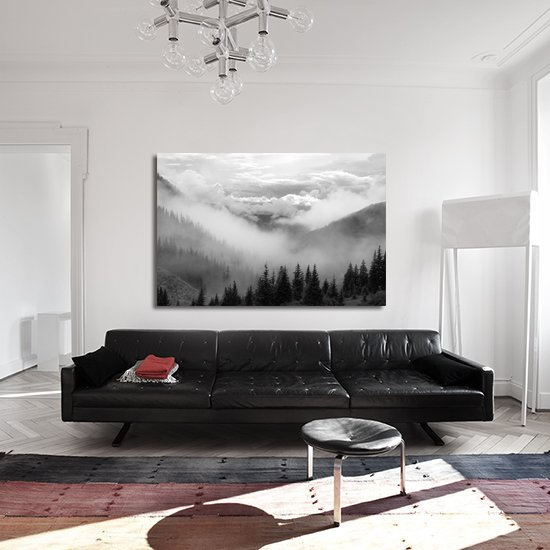 obrazy czarno-białe