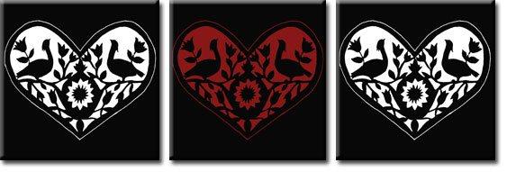 tryptyk serca łowickie