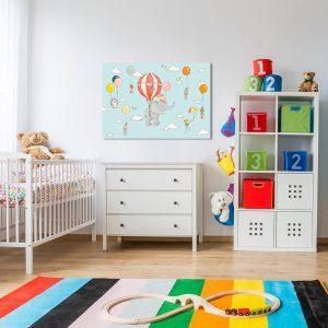 ozdoba do dziecięcego pokoju