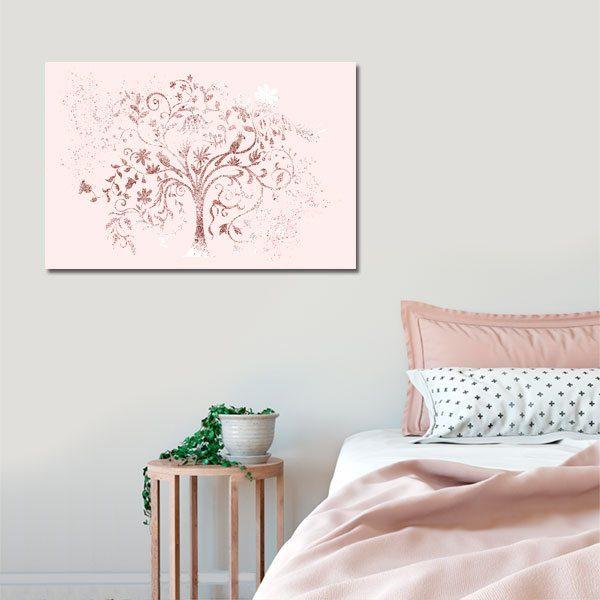 obraz poziomy z drzewem