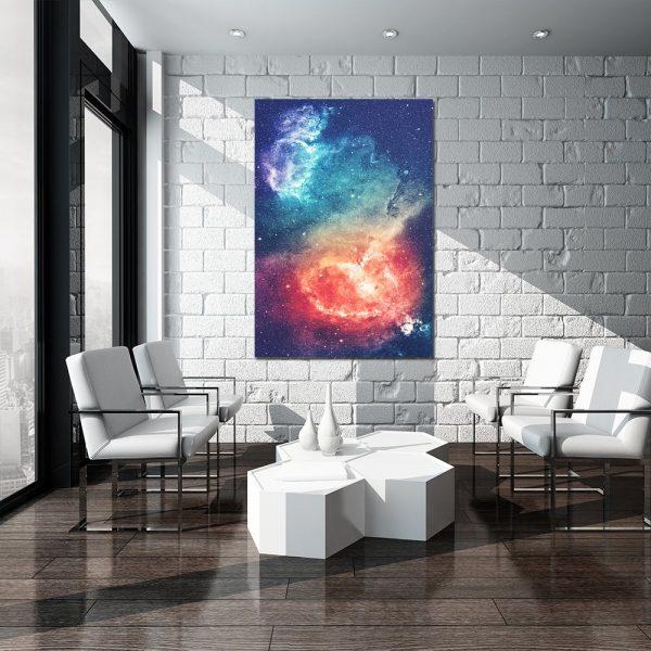 obraz kolorowy do biura