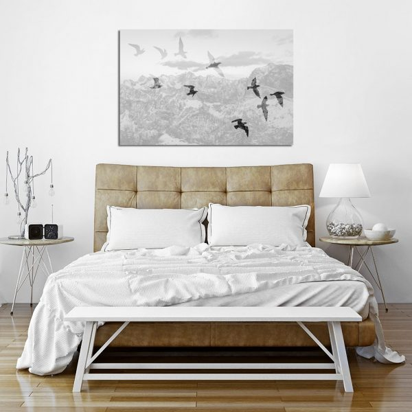 czarno-białe obrazy