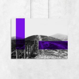plakaty z krajobrazem