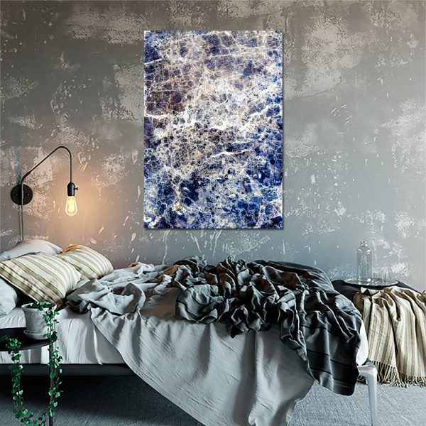 obrazy z siecią w abstrakcji