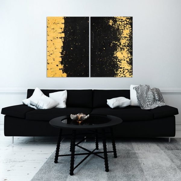 ozdoby z abstrakcją
