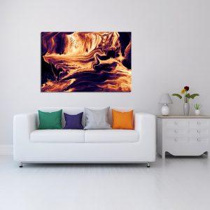 obrazy z ogniem