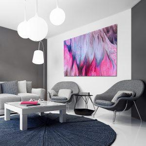 abstrakcyjne dekoracje