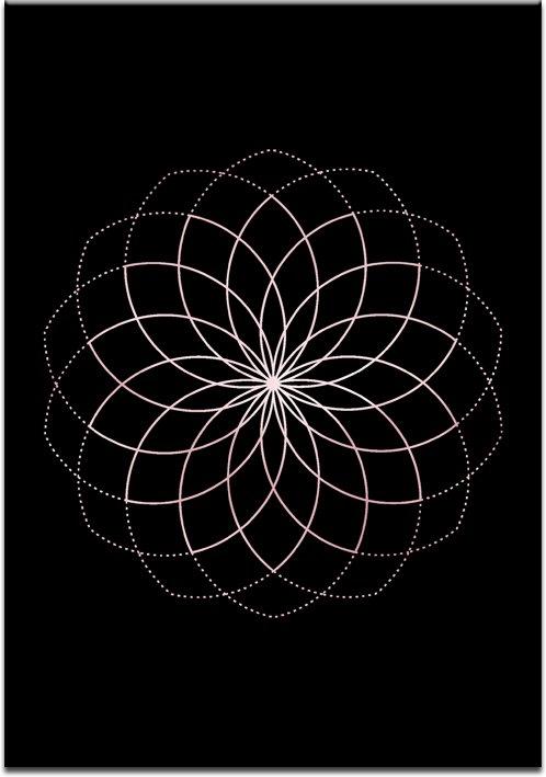 wzór geometrzyczny