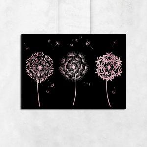 plakaty botaniczne