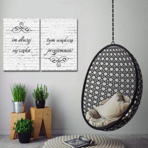Plakaty wzory skandynawskie