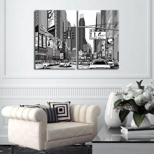 Plakaty architektura i miasto