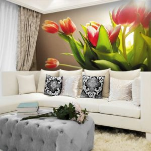 Dekoracje tulipany