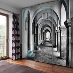 Dekoracje tunele i arkady
