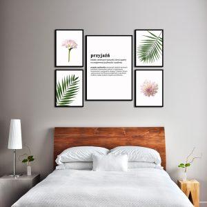 Plakaty cytaty i napisy