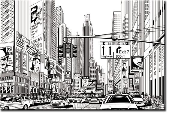 tapety z miastami