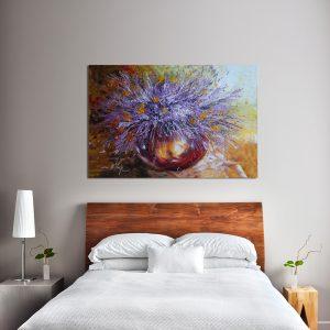 obraz z malarstwem