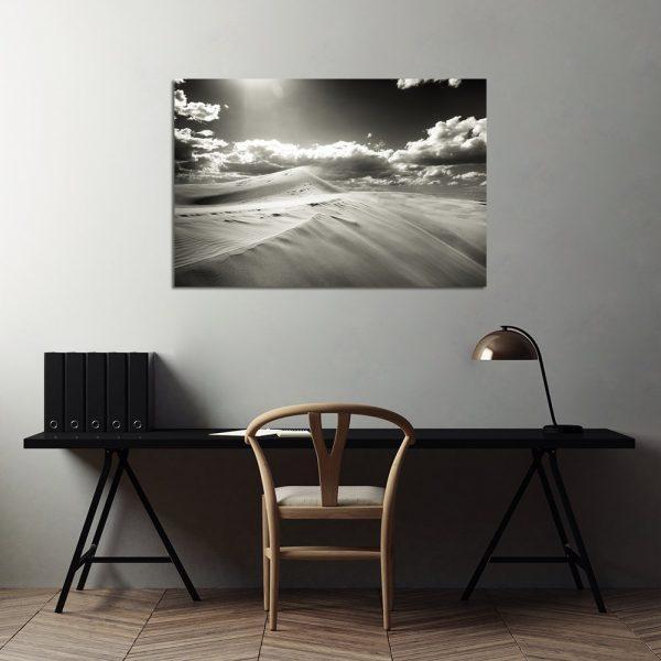Obraz z motywem pustyni do sypialni