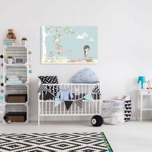 Obraz do pokoju dziecka