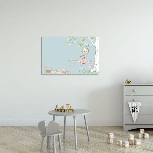 Obraz do dekoracji pokoju dziecięcego