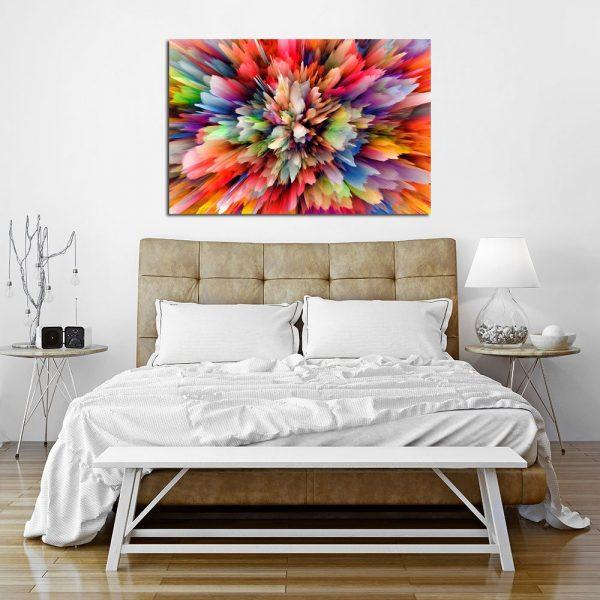 Obraz do ozdoby sypialni