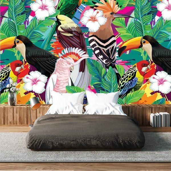 tropiki na tapecie
