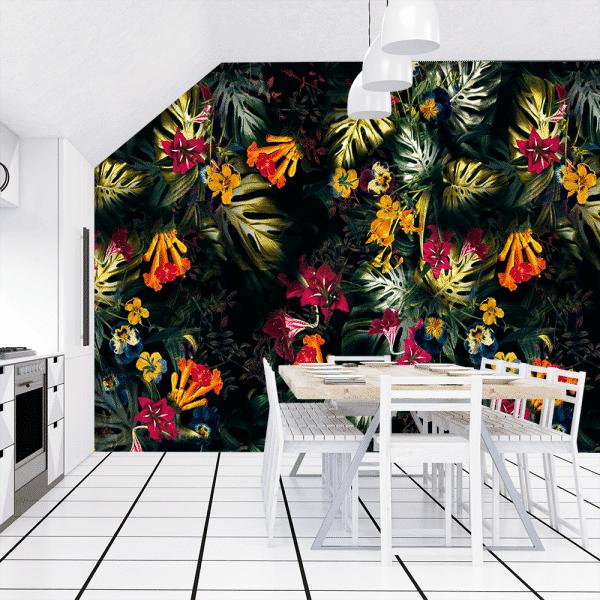 Kwiaty tropikalne