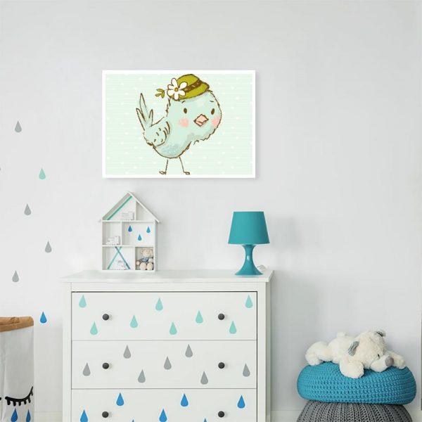 ptak do pokoju dziecka