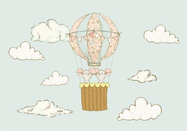 balon na twojej ścianie