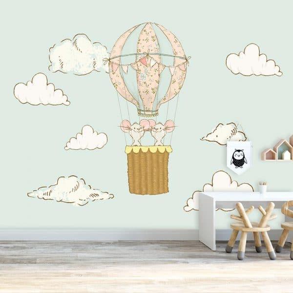 balon jako motyw