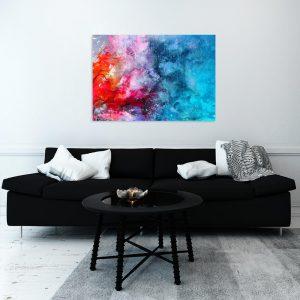 Obraz kolorowy