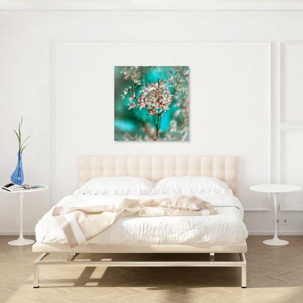 Obraz kwitnąca gałązka