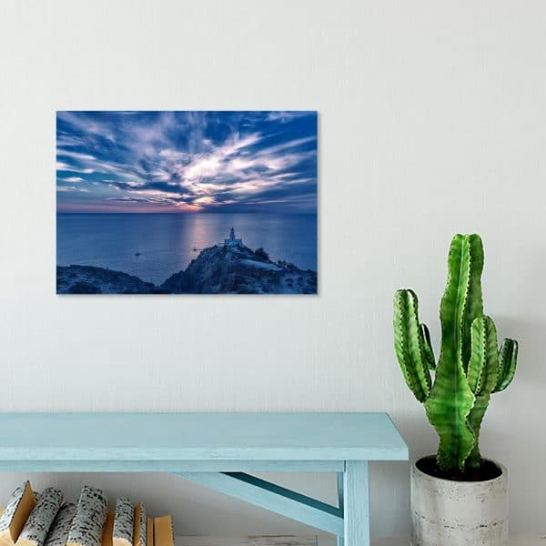 Obraz z motywem krajobrazu