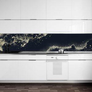 tapeta abstrakcyjna do kuchni