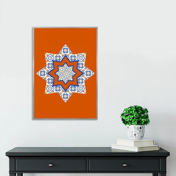 gwiazda pomarańczowa