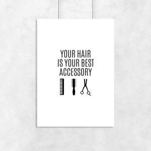 fryzjer - plakaty