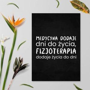 Plakaty dla fizjoterapeuty